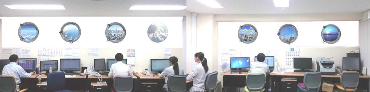 バイロン社内風景 16.6